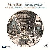 Ming Tsao Pathology of Syntax CD MODE Arditti Quartet Ens SurPlus Ferneyhough