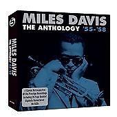Miles Davis The Anthology 55-58 CD ***NEW***