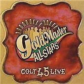 Goldmaster-Allstars-Colt-45-Live-CD-NEW