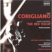 Corigliano: Violin Concerto (The Red Violin/ Phantasmagoria), Ludwig, Bfpo, Very