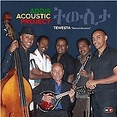 Addis Acoustic Project Tewesta (Remembrance) CD ***NEW***