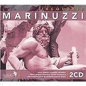 MARINUZZI-JACQUERIE-NEW-CD