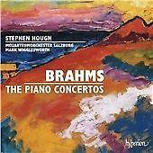 Brahms: Piano Concertos [Stephen Hough, Mark Wigglesworth] [Hyperion: CDA67961],