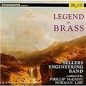 Sellers Engineering Band-Legends In Brass CD NEW