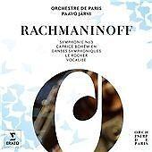 Sergey Rachmaninov - Rachmaninoff: Symphonie No. 3; Caprice Bohémien; Danses...