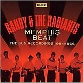 Randy & The Radiants - Memphis Beat: The Sun Recordings 1964-1966 (CDWIKD 267)