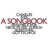 Ives - A Songbook  CD NEW
