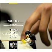 MUSICAL TOYS - MEI YI FOO New & Sealed (Free UK Post)