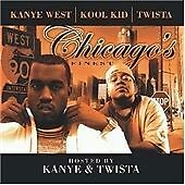 Kanye West - Chicago's Finest (CD) . FREE UK P+P ..............................