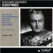WAGNER: SIEGFRIED (LONDON, 1959) NEW CD