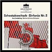 SCHOSTAKOWITSCH: SYMPHONY NO. 5 NEW CD