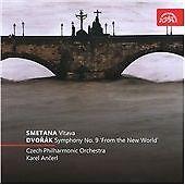 Czech-Philharmonic-Ancerl-Dvorak-Symphony-No-9-New-World-Smetana-CD-2010