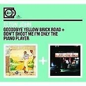 Elton John - Goodbye Yellow Brick Road/Don't Shoot Me I'm Only The Piano.SEALED