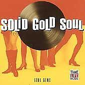 Time Life Solid Gold Soul