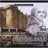Giovanni Battista Viotti: Chamber Music for Flute and Piano CD NEW
