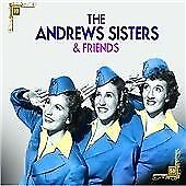 The Andrews Sisters & Friends Audio CD