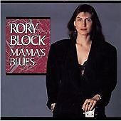Rory Block - Mama's Blues (Live Recording, 1997)