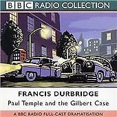 SOUNDTRACK Paul Temple and the Gilbert Case: BBC Radio 4  NEW - STILL SEALED