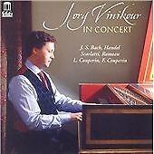 Jory Vinikour in Concert CD NEW