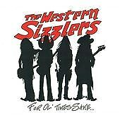 Western Sizzlers - For Ol' Times Sake (2013) Cd