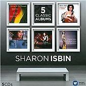 5-Classic-Albums-Sharon-Isbin-Sharon-Isbin-CD-0825646243648-New