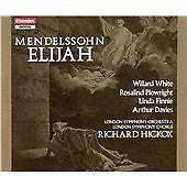 Felix Mendelssohn - Mendelssohn: Elijah (1989)