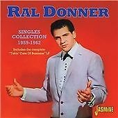 Ral Donner - Singles Collection 1959-1962 - Ral Donner CD