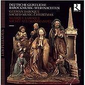 Various Artists German Baroque Sacred Music  Christmas CD ***NEW***