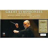 GREAT SYMPHONIES ZURICH YEARS [AUDIO CD] ZINMAN, DAVID NEW CD