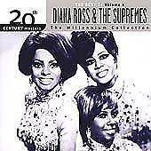 Diana Ross and The Supremes CD