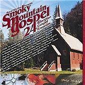 Various Artists - Smokey Mountain Gospel ( 24 Bluegrass Gospel Favorites, 2005 )