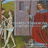 Figures of Harmony: Songs of Codex Chantilly c. 1390 (CD, Feb-2015, Arcana)