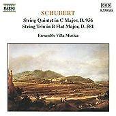 Franz Schubert  Schubert String Quintet D 956 String Trio D 1992ROZ558 - Aylesbury, United Kingdom - Franz Schubert  Schubert String Quintet D 956 String Trio D 1992ROZ558 - Aylesbury, United Kingdom