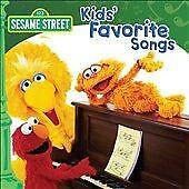 Sesame Street CD