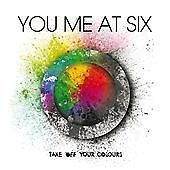 You Me at Six  Take Off Your Colours Deluxe Edition ECD  2xDisc - <span itemprop=availableAtOrFrom>Telford, Shropshire, United Kingdom</span> - You Me at Six  Take Off Your Colours Deluxe Edition ECD  2xDisc - Telford, Shropshire, United Kingdom