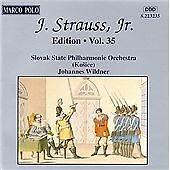 J-STRAUSS-JR-EDITION-VOL-35-NEW-CD