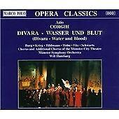Divara - Wasser Und Blut (Humburg, Moscow So, Mctc, Burg) CD NEW