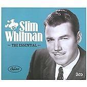 SLIM-WHITMAN-034-THE-ESSENTIAL-SLIM-WHITMAN-034-3-X-CD-SET-NEW-AND-SEALED