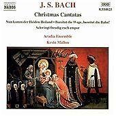 Bach: Christmas Cantatas, Aradia, Mallon, Kevin, Very Good CD