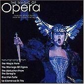 The Magic Of Opera, London Philharmonic Orchestra, Very Good CD