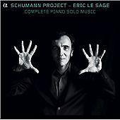 Robert Schumann - Schumann Project: The Complete Piano Solo Music (2012)
