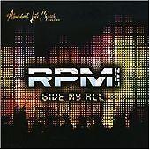 RPM Live - Give  My All (Abundant Life Church) (CD+DVD 2008)