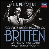 BRITTEN: THE PERFORMER - COMPLETE DECCA RECORDINGS NEW CD