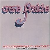 CREME FRAICHE-Compositions by Lars Toge  CD NEW