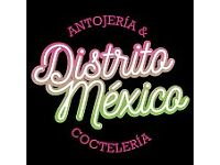 WE ARE LOOKING FOR A MEXICAN CHEF WITH EXPERIENCE