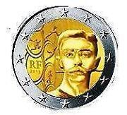 2 Euro Frankreich 2013