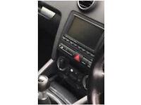 Audi a3 s3 rns satnav stereo a3
