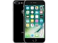 Iphone 7s Plus, 128gb, Black, New and Boxed