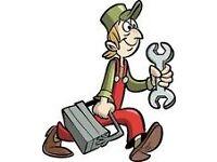 Local handyman- Glasgow based