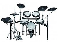 As new Roland TD-30 Electronic drum kit with supernatural drum module
